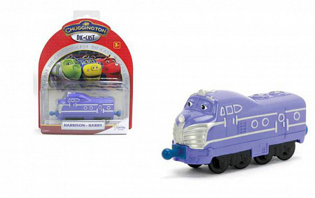 "Chuggington. Паровозик ""Гаррисон"""