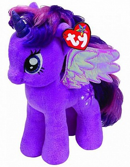 My Little Pony. Пони Twilight Sparkle (высота 20 см)